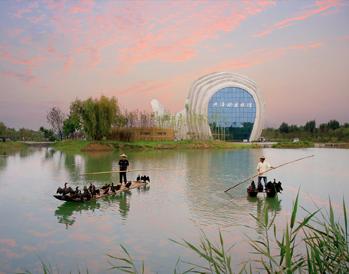 洪泽湖鱼族馆