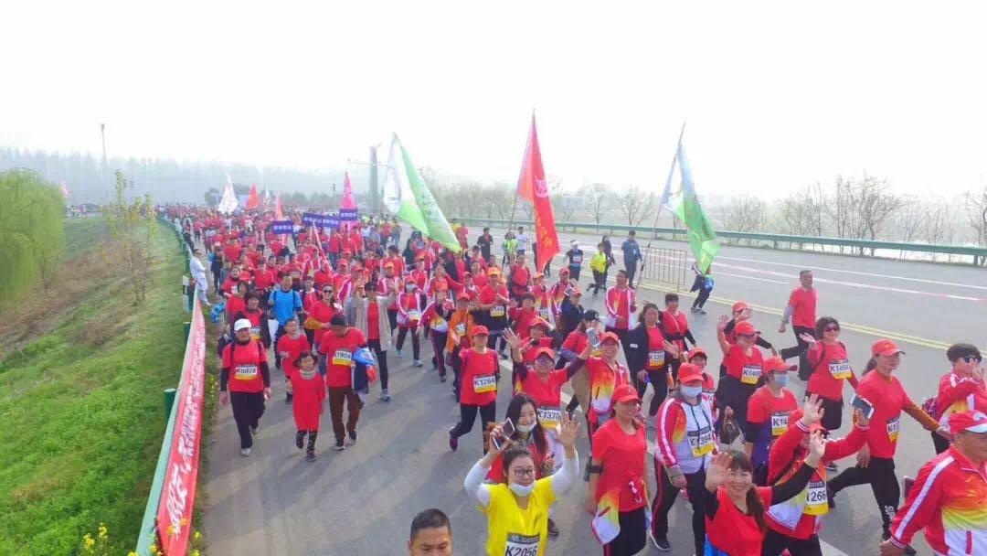 万人聚首!2018泗洪生态湿地国际半程马拉松赛圆满落幕