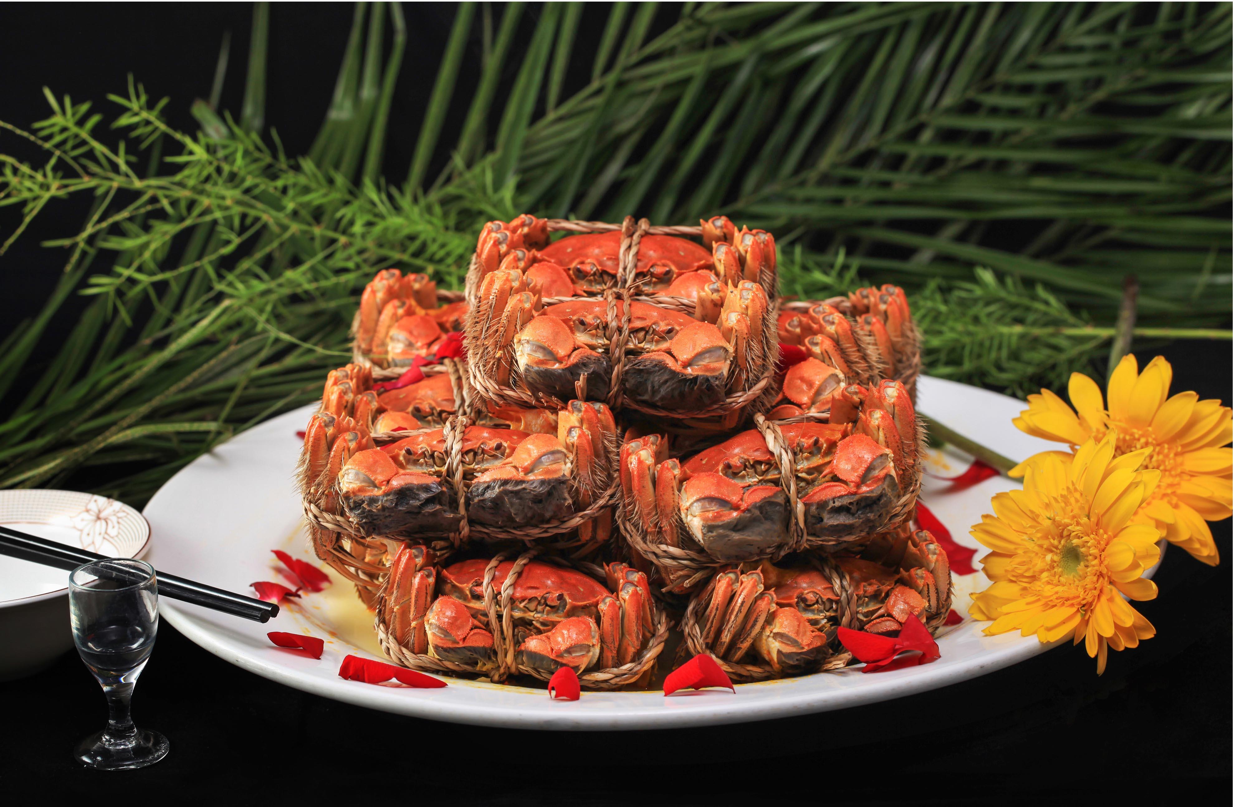 螃蟹飘香季  请你吃大餐